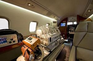 Ambulancia Aérea de Terapia Intensiva